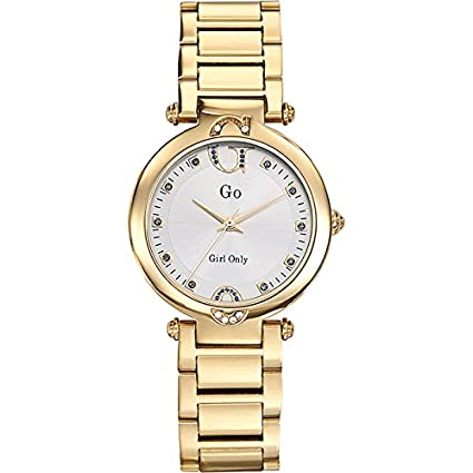 GO, Girl Only Analogue Silver Dial Women's Watch - 694889