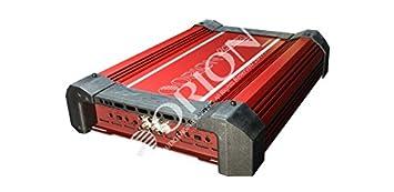 Orion hcca1000.4 competencia serie amplificador de 4 canales