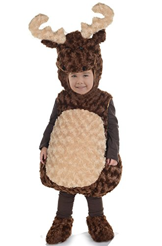 Toddler's Moose Belly Babies Costume -X-Large