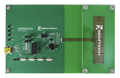 Touch Sensor Development Tools SX9500 AND SX9501 EV