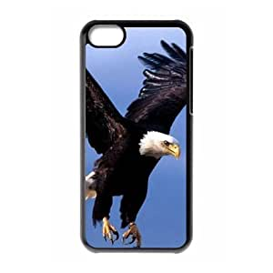 Bald Eagle Brand New Cover Case for Iphone 5C,diy case cover ygtg578834