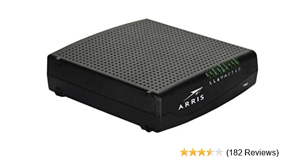 Arris TG852G Telephony Docsis 3 0 Gateway Modem