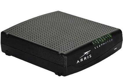 amazon com arris tg852g telephony docsis 3 0 gateway modem rh amazon com Xfinity Modem Router Arris Router