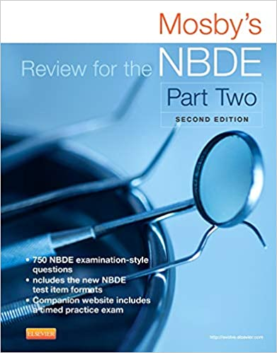 Mosby's Review for the NBDE Part II (Mosby's Review for the