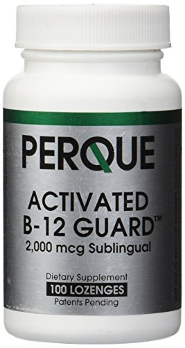 Perque Activated B-12 Guard (2000 mcg, 100 lozenges)