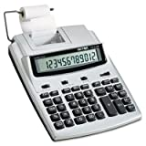 1212-3A Antimicrobial Printing Calculator, Blue/Red Print, 2.7 Lines/Sec, Sold as 2 Each