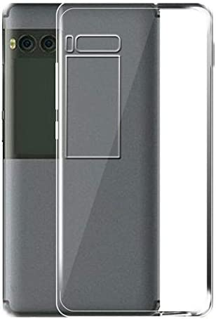 Cover Trasparente Meizu PRO 7 custodia TPU morbida SLIM 0,03 mm ...