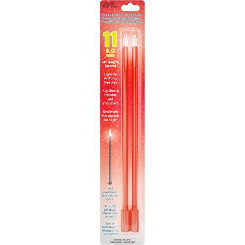 Cornerstone Products 3999 Lite Knitting Needles-Size 11 (Knitting Lite Needles)