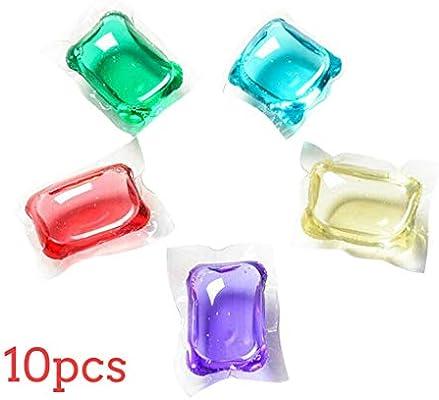 DEtrade - Cápsulas de gel de lavado portátiles para limpieza ...