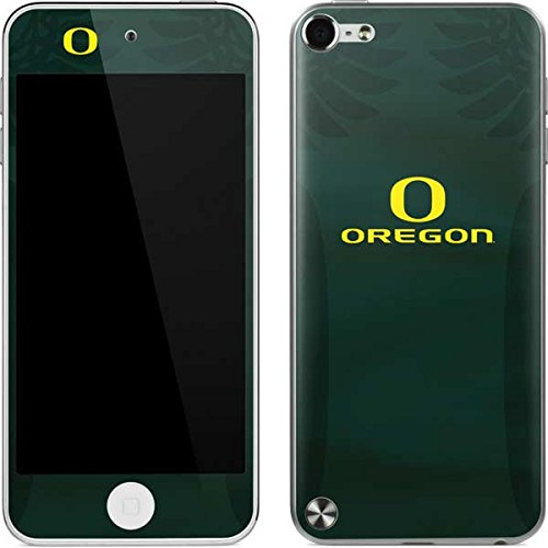 (University of Oregon iPod Touch (5th Gen&2012) Skin - Oregon Ducks Logo and Wings Vinyl Decal Skin For Your iPod Touch (5th Gen&2012))