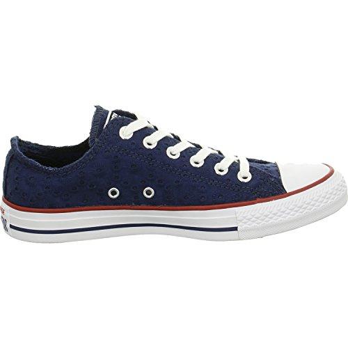 Blu Blu Converse Donna Star Ox Sneaker Bqw4IX6wH