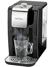 ProfiCook PC-HWS 1168 High Speed waterdispenser, 100 °C in ca. 3 seconden, variabele temperatuurinstelling van 45 °C tot 100 °C, tot 2,2 liter inhoud, roestvrijstalen inleg