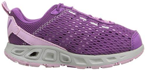 ColumbiaChildrens Drainmaker Iii - Zapatillas Impermeables Unisex, para niños Rosa (Razzle/Pink Clover)