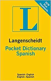 Langenscheidt Bilingual Dictionaries: Langenscheidt Pocket