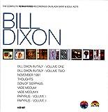 Bill Dixon - Complete Recordings on Black Saint & Soul Note