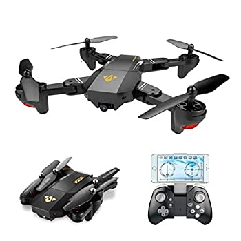 XS809HW XS809W SDrone with Wide Angle HD Camera RC Drone Profissional WiFi FPV RC Quadcopter Helicopter Mini Dron