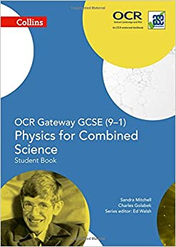 Book OCR Gateway GCSE Physics for Combined Science 9-1 Student Book (GCSE Science 9-1)