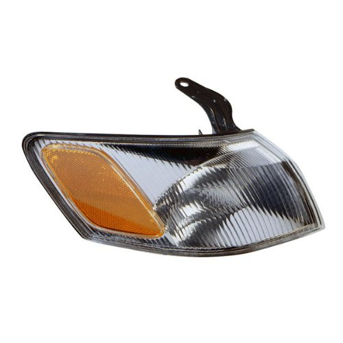 (1997-1998-1999 Toyota Camry Park Corner Light Turn Signal Marker Lamp Right Passenger Side (97 98 99))