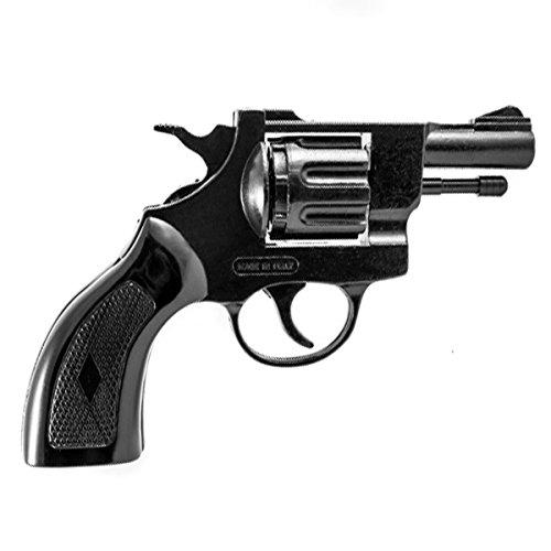 BRUNI leere pistole REVOLVER Olympic P 6 mm 0.00 JOULE keine Lizenz