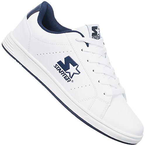 STARTER Carmelo Schuhe Herren Sneaker White/Navy