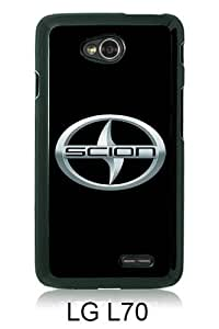 Popular LG L70 Case ,Scion logo black LG L70 Cover Beautiful And Durable Designed Case
