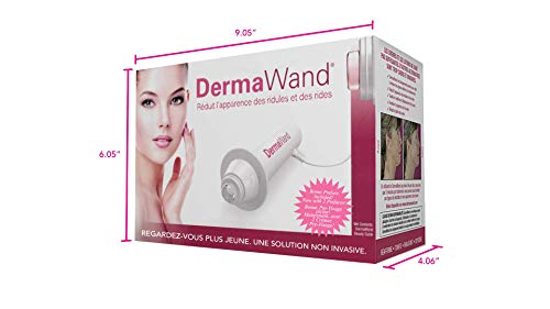 Derma Wand Retail Kit with Pre-Face Review​