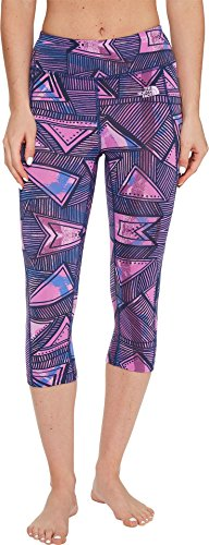 Sweet Face Jersey (The North Face Women's Pulse Capri Tight Sweet Violet Funkdified All Over Print (Prior Season) X-Large 17)