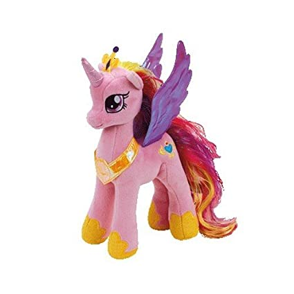 Amazon Com Ty My Little Pony Princess Cadence My Little Pony Plush