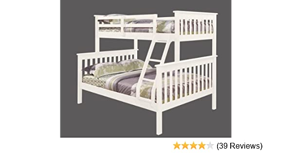Believe, bunk bed with full bottom are