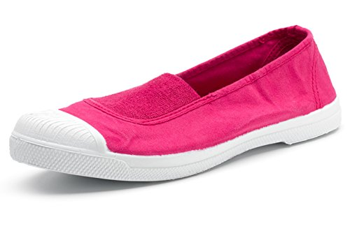 Natural Con Scarpe Elastico Colori World In Donna Per Sneakers Vegan Trendy ultimo Modello Eco 103 Vari Tela 512 Centrale–disponibili rqrxEvwP4