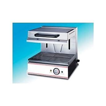 Salamandra grill eléctrico horno de pizza RS1786: Amazon.es ...