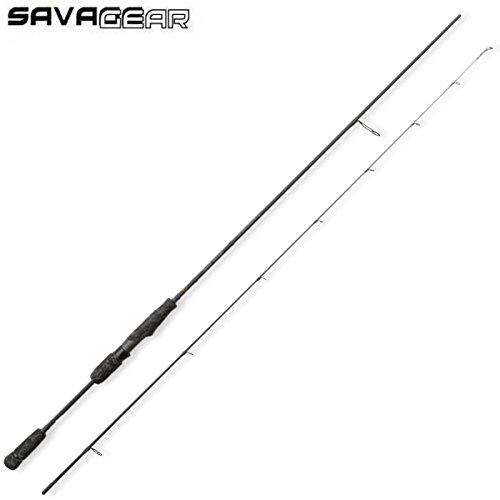 Savage Gear Black Savage Spin 7'7'' 231cm 9-32g 2-teilig Spinnrute