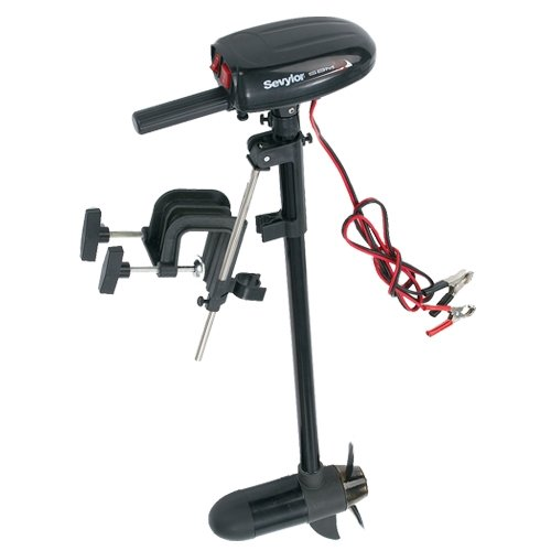 Sevylor Electric Trolling Motor for Small Boats, Outdoor Stuffs