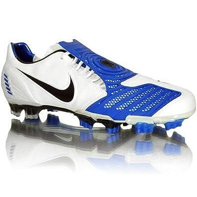 7c9b8b9a42 Nike Total 90 Laser II chaussures de football pour terrain dur, Pointure 44  EU