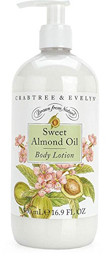 sweet almond oil wash