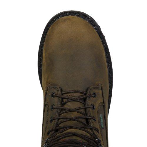 Georgia Mens 9 Insulated Arctic Toe Waterproof Work BootsG8162 (W16) r1MnDzS
