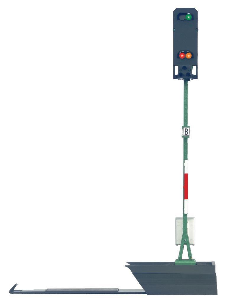 Mauml;rklin 76493 Señal parte y accesorio de juguet ferroviario - Partes y accesorios de juguetes ferroviarios (Señal, 15 año(s), 78 mm)