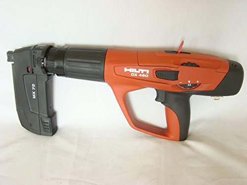 Hilti DX 460-MX Fully Automatic Powder-Actuated