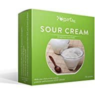 Sour Cream Starter Culture -For Home Made 10 Litres Probiotic Dairy Product