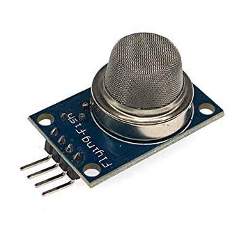 3PCS MQ-135 NH3 NOx Alcohol Benzene Smoke CO2 Sensor Detector Module For Arduino