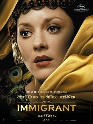 The Immigrant Marion Cotillard French Imported Movie