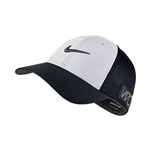 NEW Nike Tour Legacy Mesh RZN Vapor Black White Black Fitted M L Hat Cap -  Buy Online in Oman.  67f3180ddfb