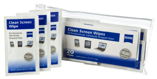 Lcd Cleaning Wipes - 9