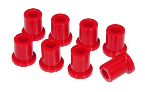 Prothane 4-802 Red Rear Spring and Shackle -
