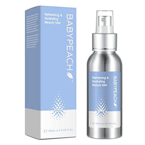 BABYPEACH Facial Toner Spray Refreshing & Hydra...