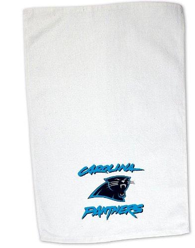 McArthur Carolina Panthersスポーツタオル  ホワイト B0019800IO