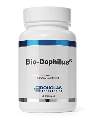 Douglas Laboratories    Bio Dophilus   Lactobacillus Probiotics In Acid Resistant Capsule To Support Health Of Gastrointestinal Tract    90 Capsules