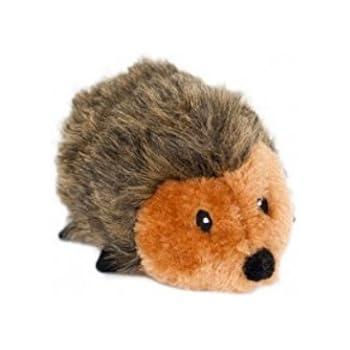 Pet Supplies : ZippyPaws - Hedgehog, Squeaky Plush Dog Toy