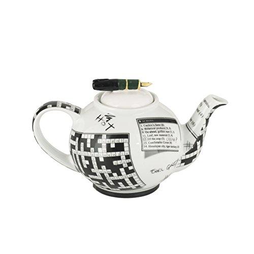 Cardew Design Crosswords 18 zo Teapot By Cardew Design (Hall Porcelain Teapot)
