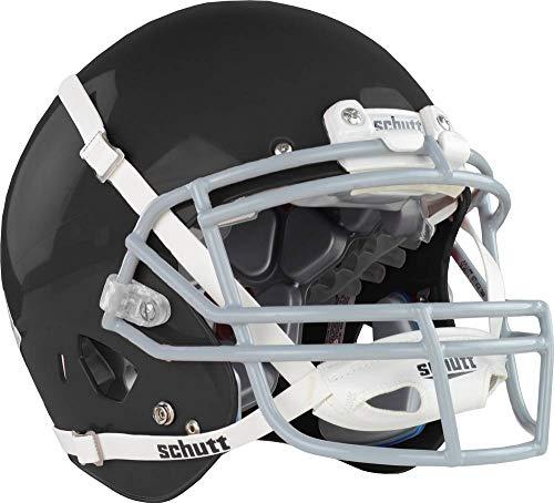 y AiR XP Pro VTD II Football Helmet(Faceguard Not Included), Black, X-Large ()